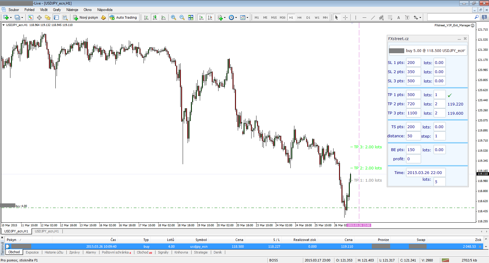 Fx trading usd jpy